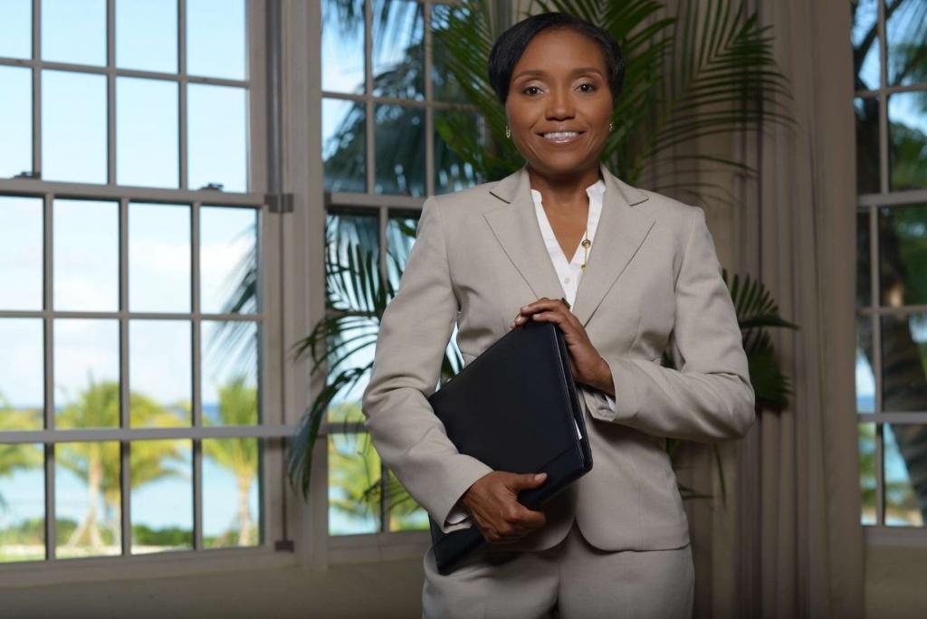 Yvette Bethel Corporate Portraits